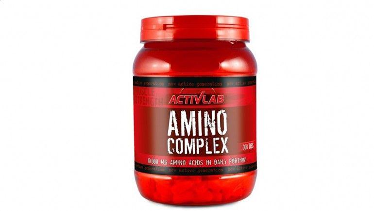 amino complex komplexné aminokyseliny