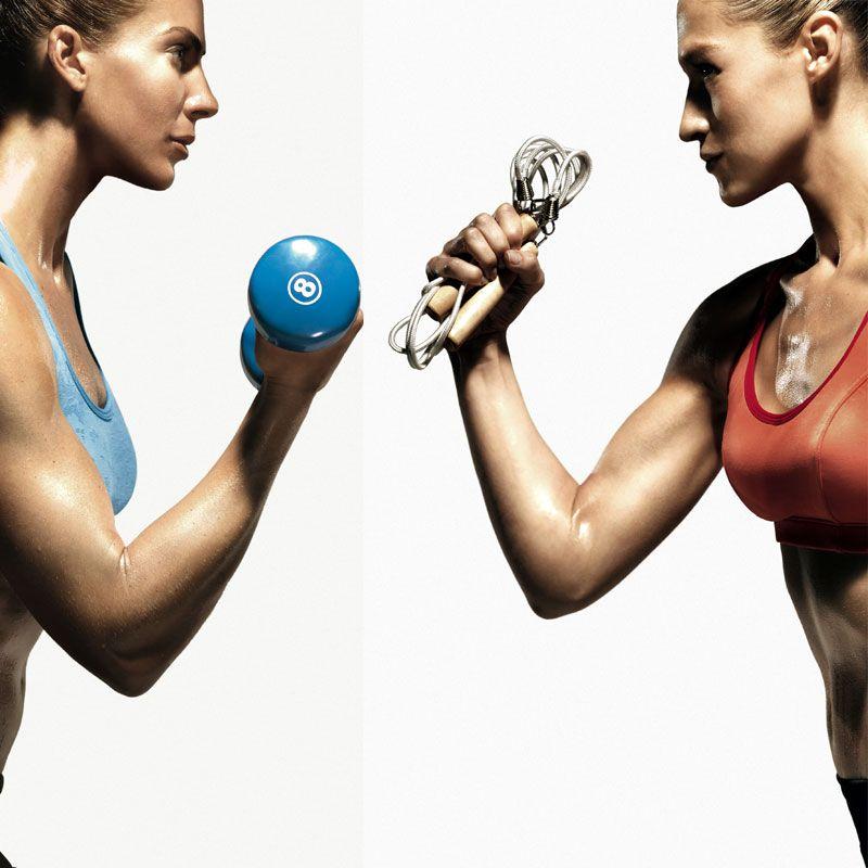 začať kardio tréningom alebo posilňovaním