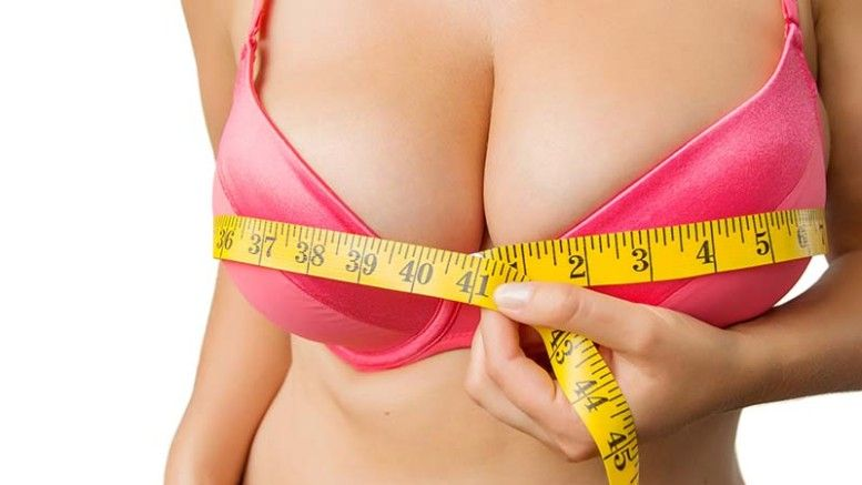 9 problémov fitness žien : malé prsia