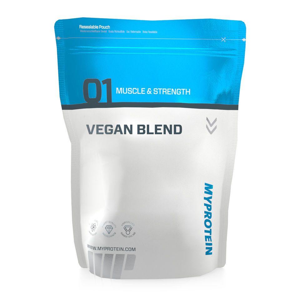 Vegan Blend proteín pre vegetariánov a vegánov