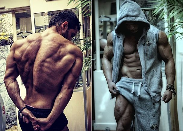 Tavi castro  fitness strava a tréningový plán
