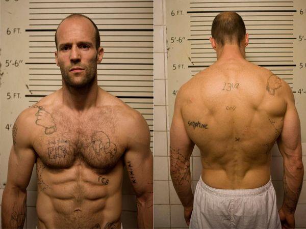 Jason Statham a tréningový plán na rýchlosť a obratnosť
