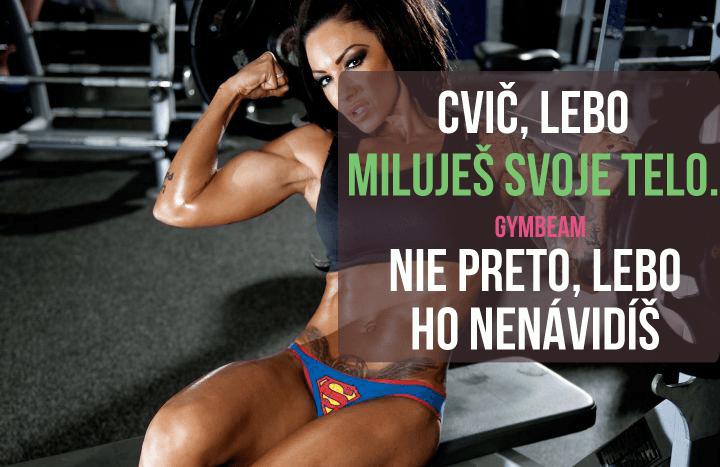 10 spôsobov ako sa motivovať k cvičeniu