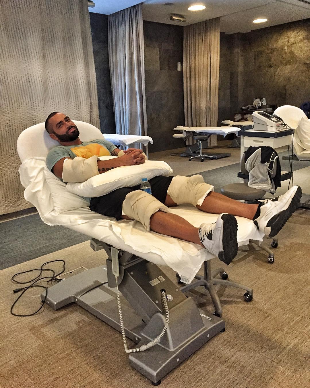 Lazar Angelov choroba v nemocnici