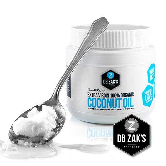 coconut oil kokosový olej