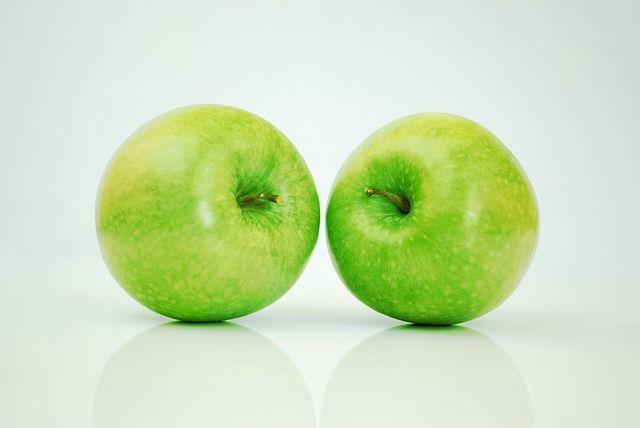 25 tipov na chudnutie: maškrtenie jablka