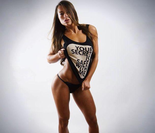 Sandra Prikker fitness strava a tréningový plán