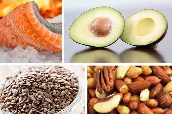 zdravé tuky desatoro fitness prikázaní rastu svalov