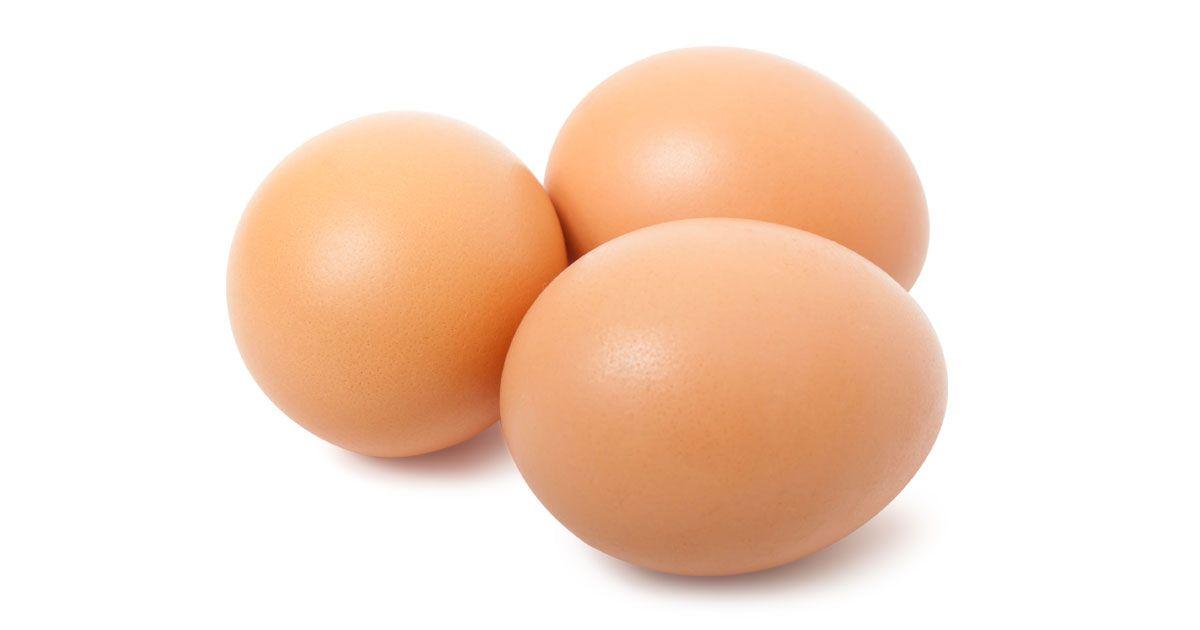 Nejedzte viac ako tri vajcia týždenne