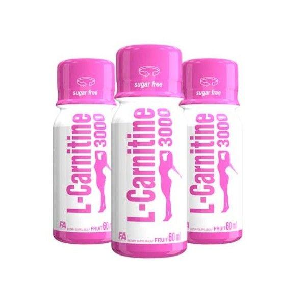 L-Carnitine Shot 3000