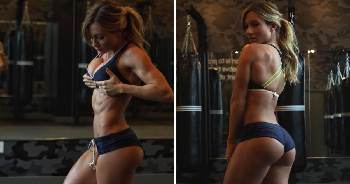 fitness modelka Paige Hathaway - interview