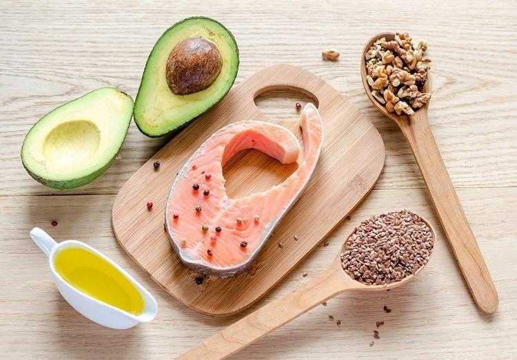 omega-3 mastné kyseliny zdroje