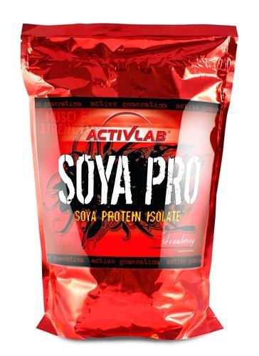 soya pro proteín