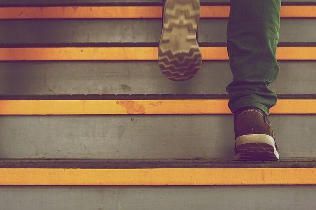 25 jednoduchých tipov na chudnutie: Po schodoch za každých okolností