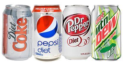 Skutočne nám diétne nápoje škodia? cola zero