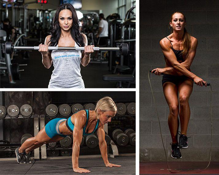 tréningový plán pre ženy na chudnutie a naberanie svalov