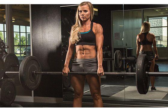 6 mýtov o ženskom fitness. svaly sa menia na tuk