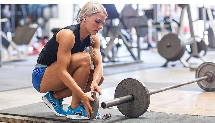 tréningový plán pre ženy