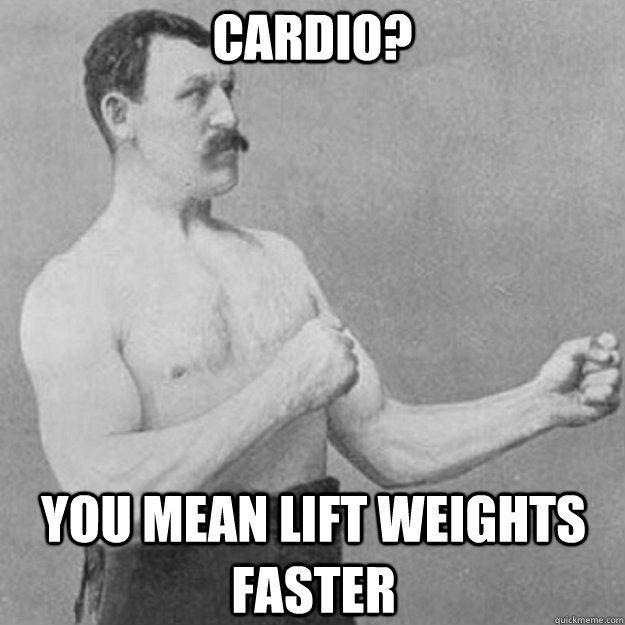 kardio vs. posilňovanie a silový tréning