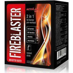 fireblaster predtréningový stimulant a spaľovač tukov