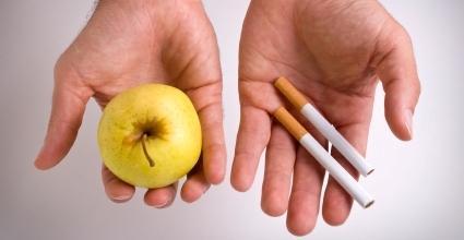 vitamín c fajčenie