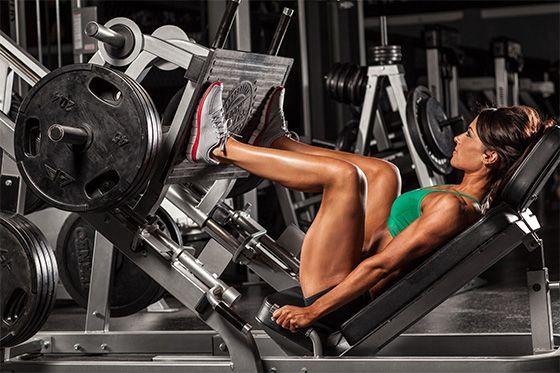 najlepšie cviky na zadok, stehná a nohy
