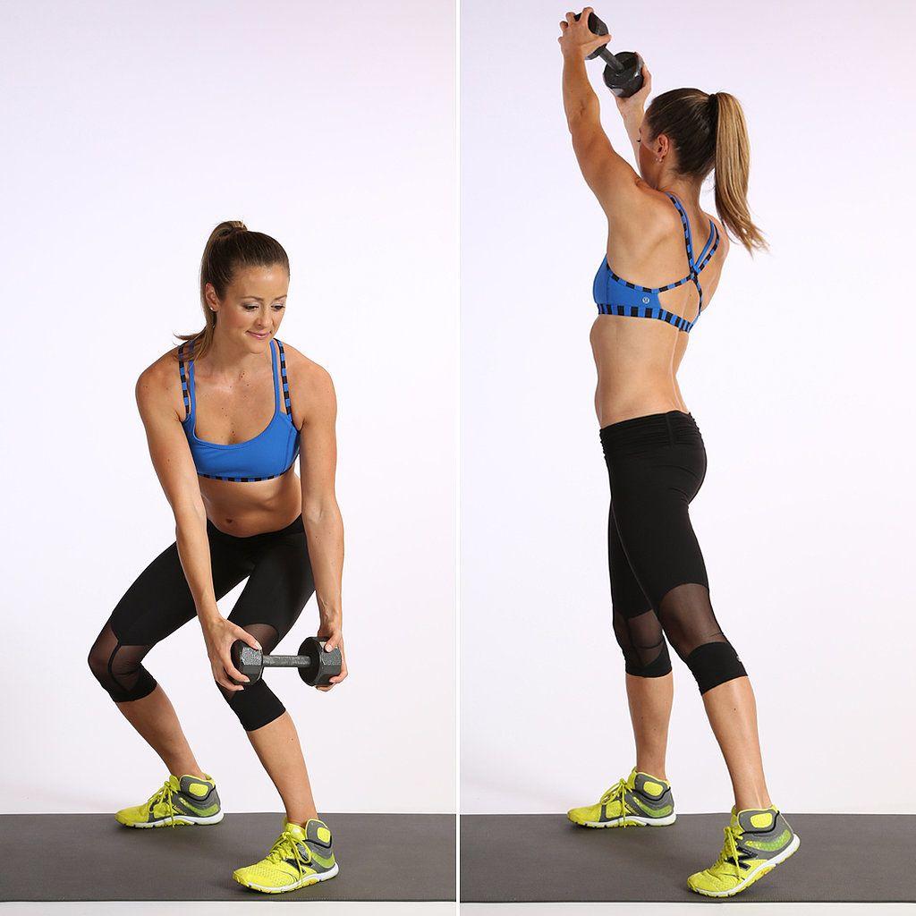 cviky na ploché brucho:Presúvanie váhy z podrepu do vystretej polohy
