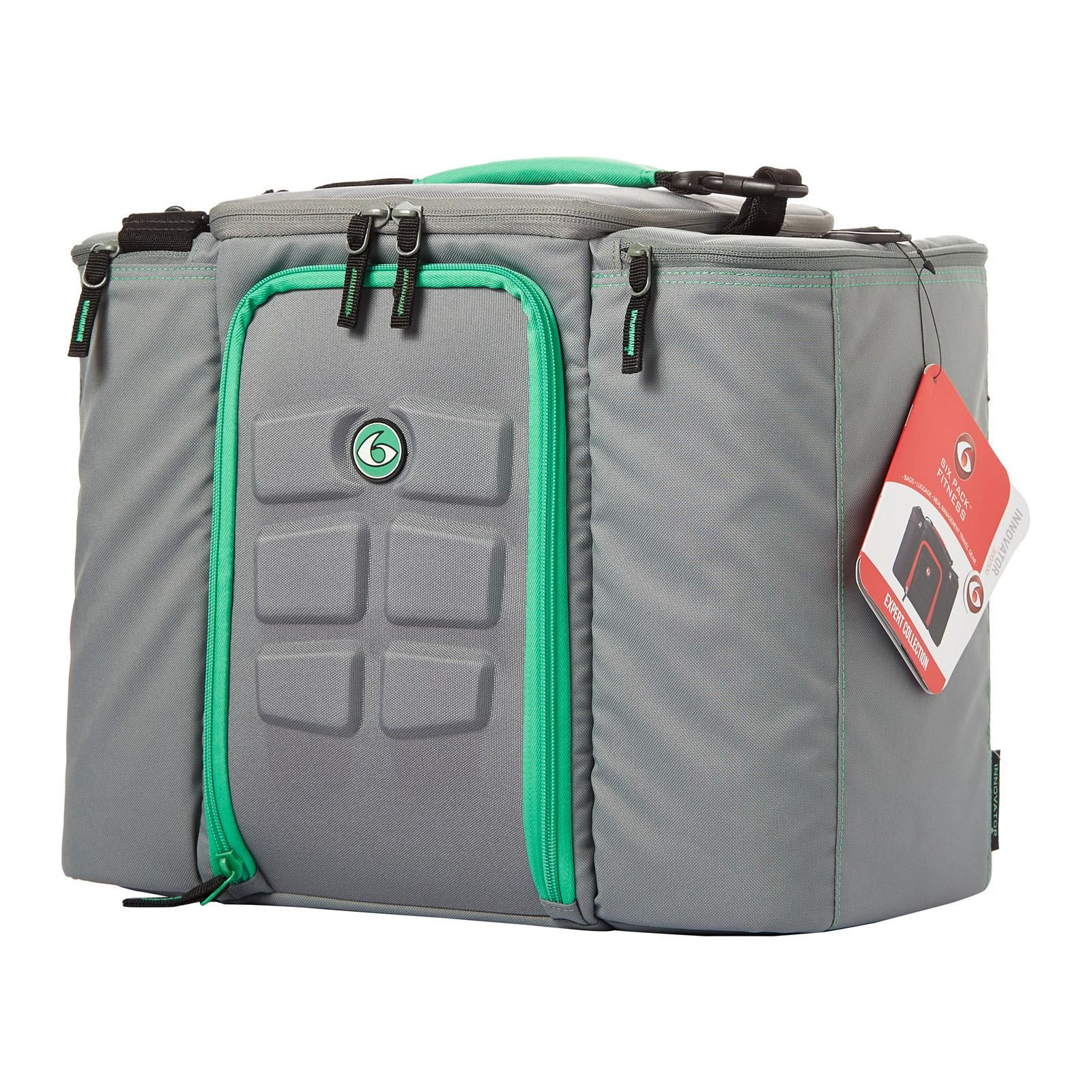 Taška na jedlo Expert Innovator 500 grey green