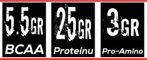 Casein nočný proteín Humabolic