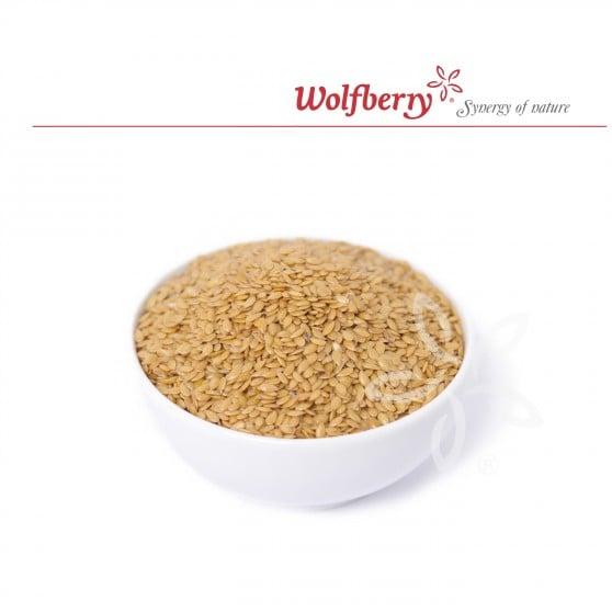 BIO Ľanové semienka zlaté - Wolfberry