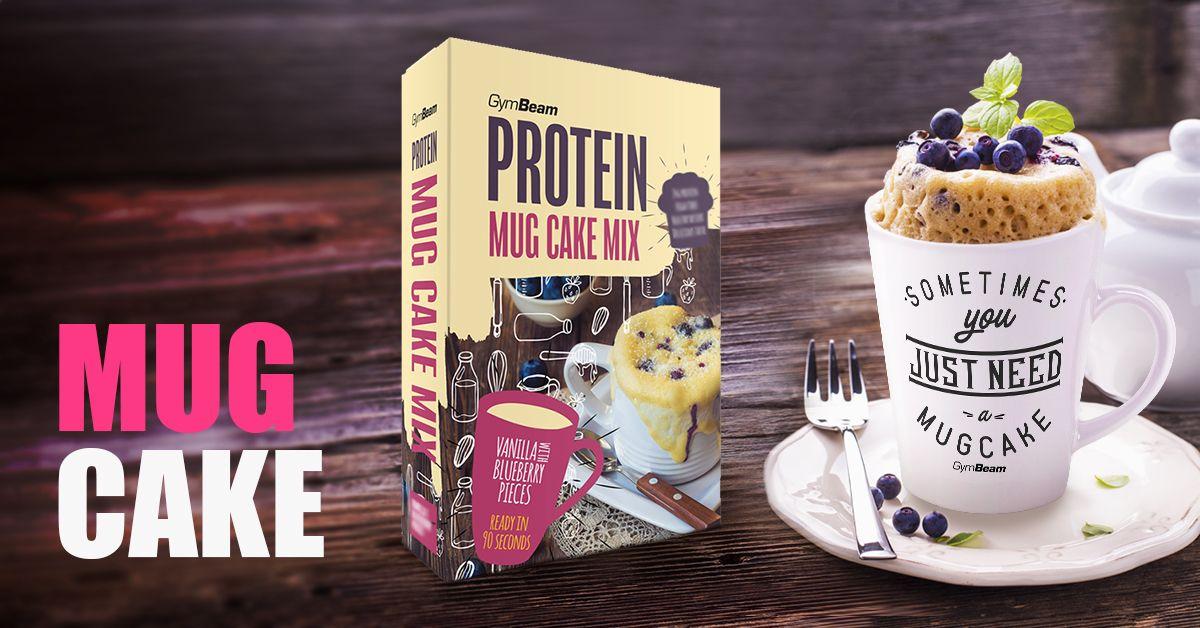 Protein Mug Cake Mix - gymbeam