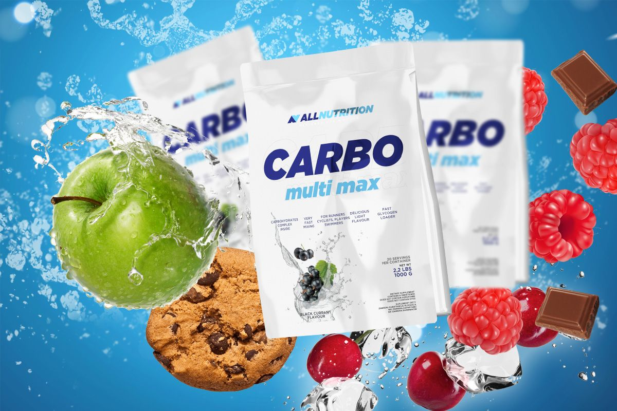 Carbo Multi Max - All Nutrition