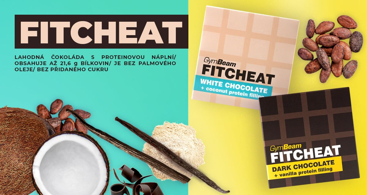 Fitcheat Protein Chocolate - GymBeam