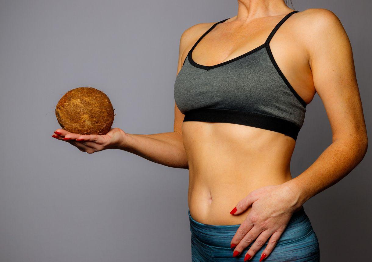 Dokaz gubitka tjelesne težine zbog kokosovog ulja ne odražava dokaze o MCT ulju