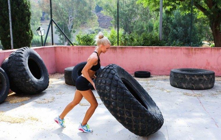 Alexandra Bring tréning, strava a interview
