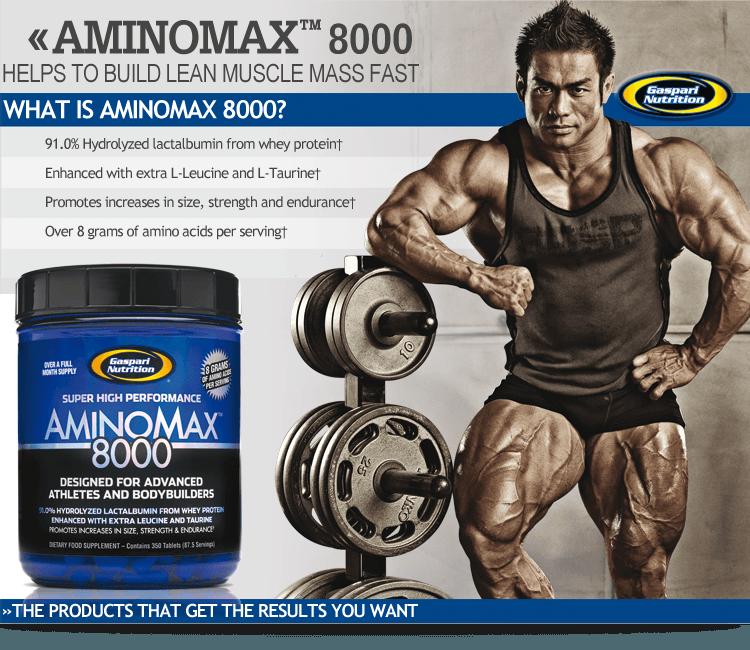 amino 8000