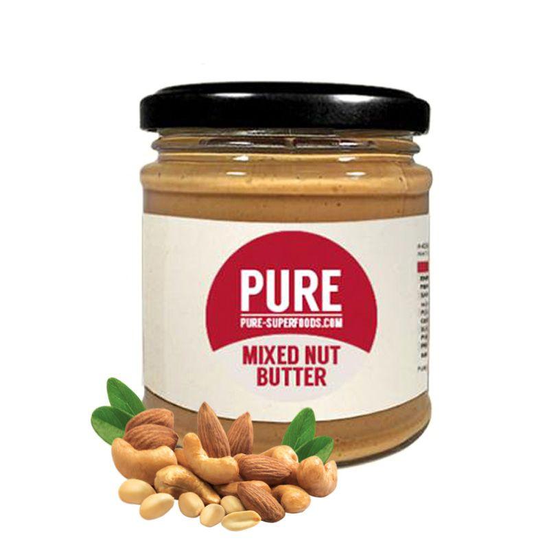 Pure Mixed Nut Butter orieškové maslo