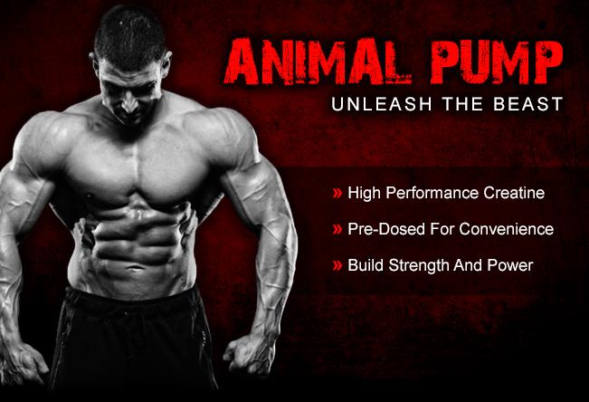 animal pump universal