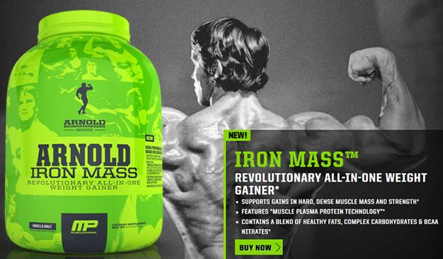 iron mass arnold