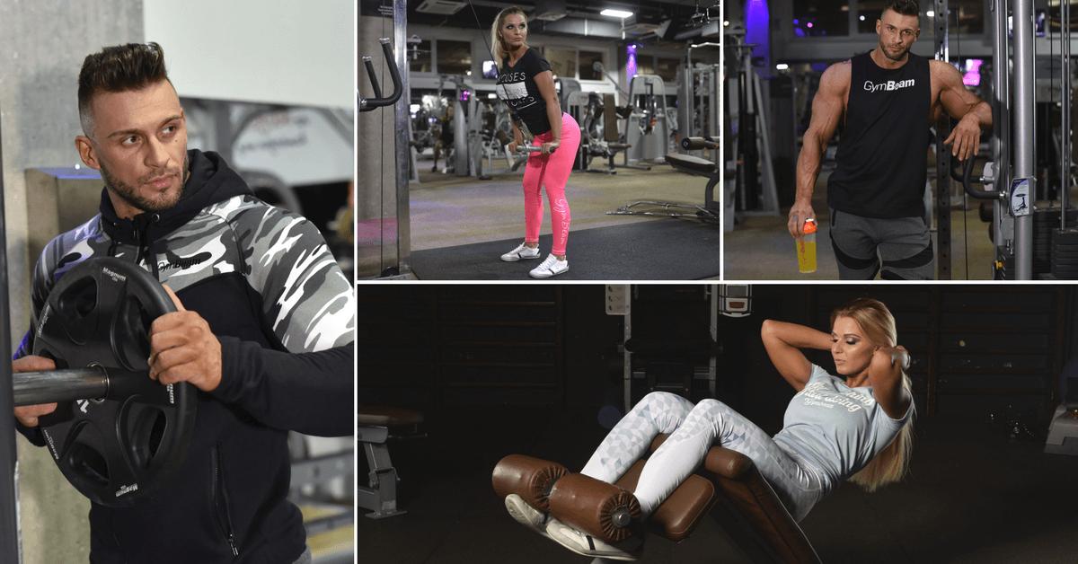 fitness oblečenie pre mužov a ženy