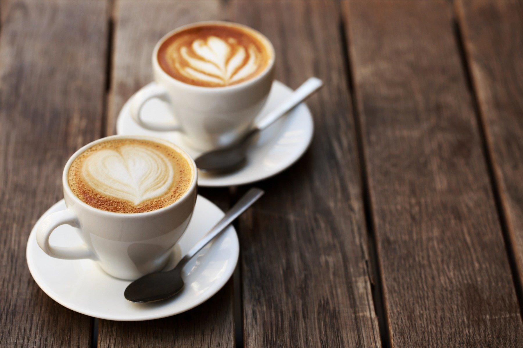 Kofein - káva