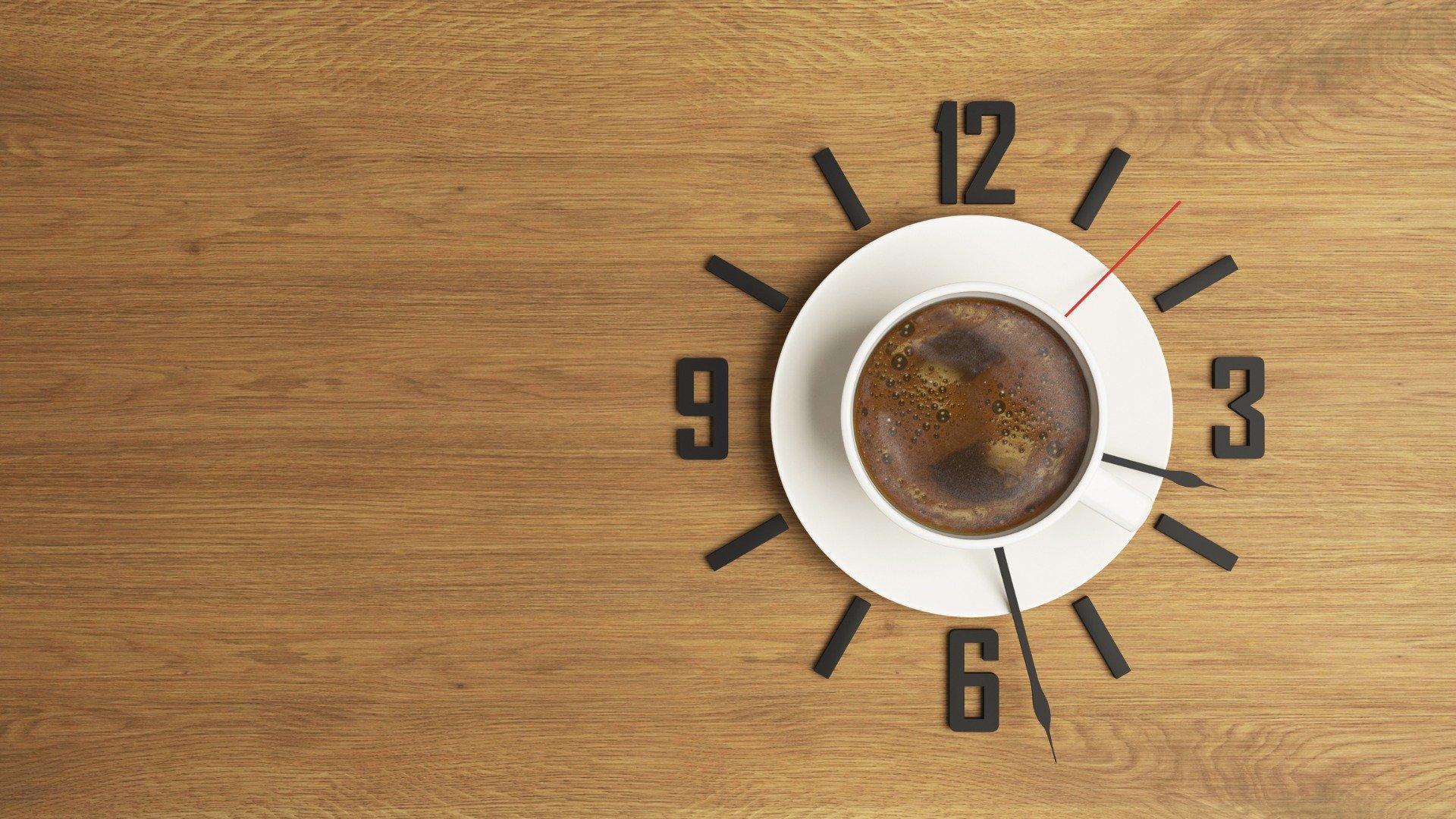 Kofein - dávkovaní a načasovaní
