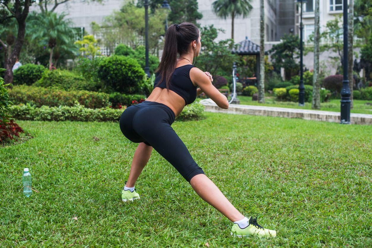 6 mýtov o ženskom fitness cviky na zadok