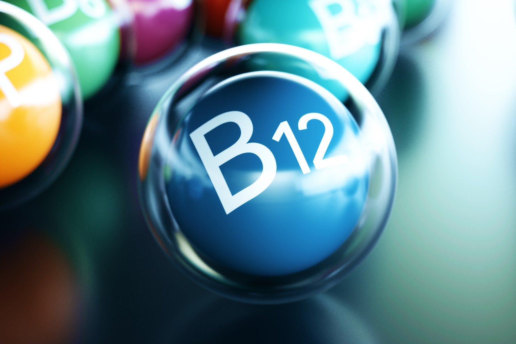 Vitamín B12 - GymBeam