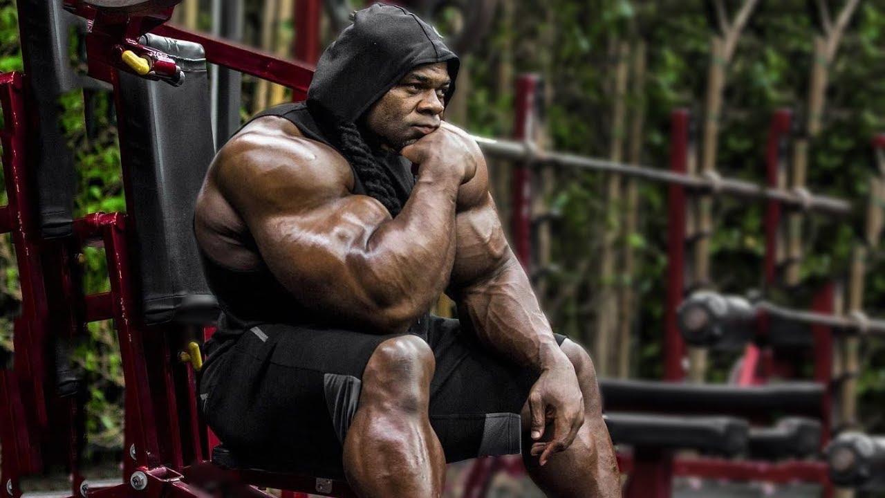 Kai Greene edzésterve és étrendje