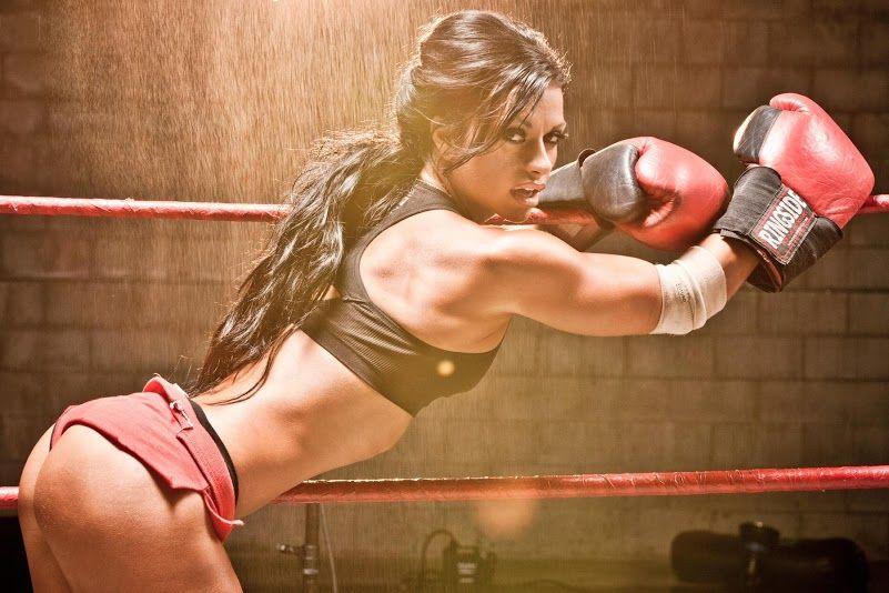 chudnutie so ženským boxom