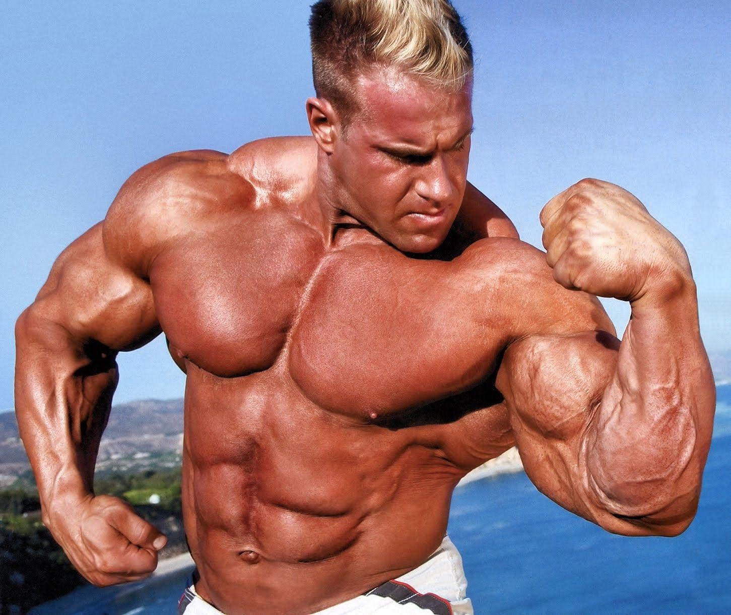 nabrat svaly