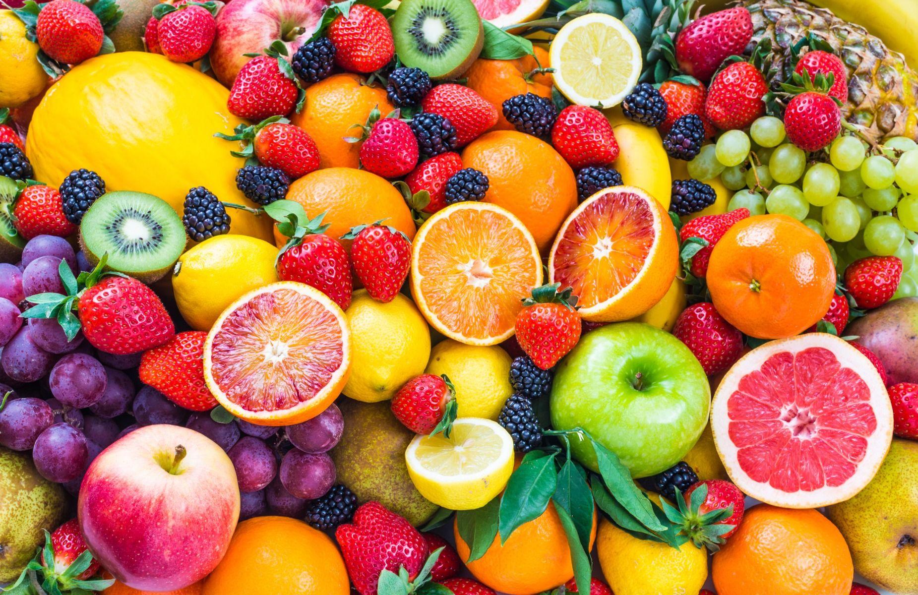 smoothie plné ovocia a cukru - chyba!