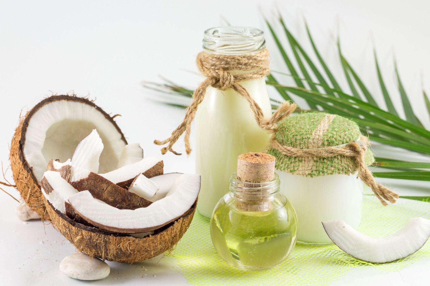 Kokosový olej je prospešný pre zdravie organizmu