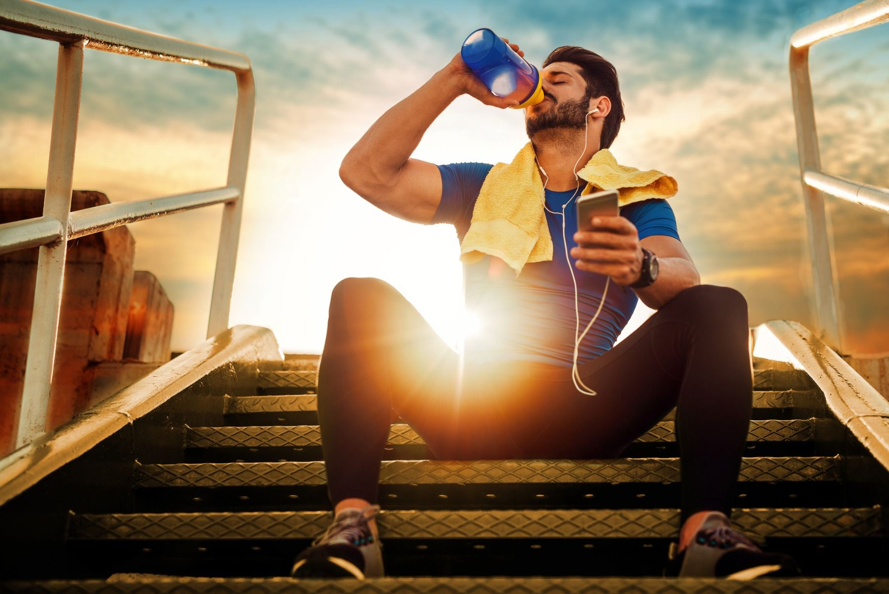 Ne essetek túlzásba a folyékony kalóriákkal – ez érvényes a fehérjés shake-kre is